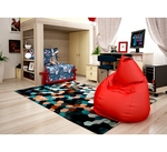 Кресло-груша BUBBLE  одноцветное